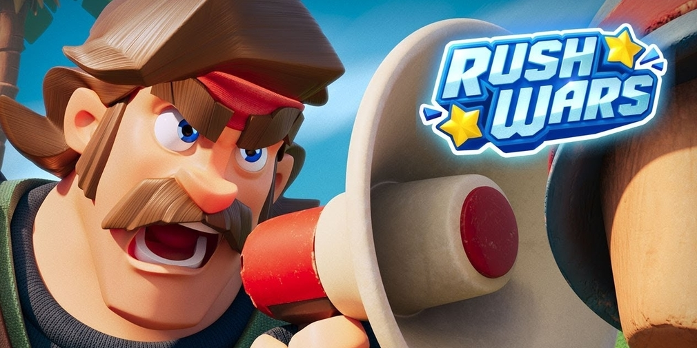 Rush Wars, a new strategy game by Supercell has now entered Beta in selected territories